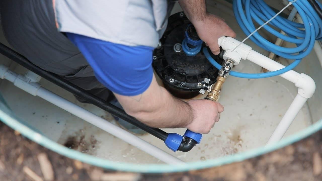Обслуживание скважины для воды и правила ее эксплуатации