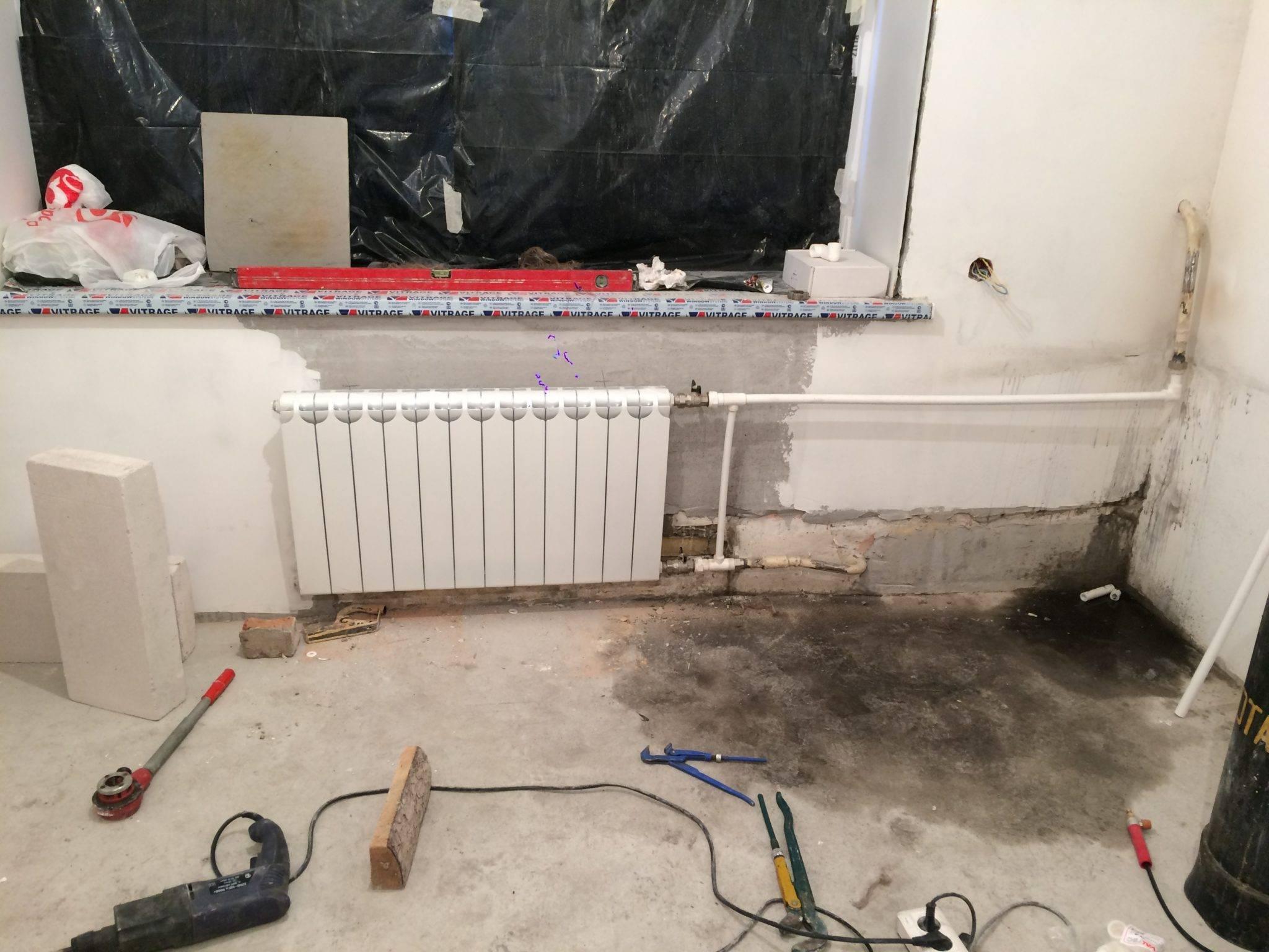 Куда обращаться, если тепло включили, а батареи в квартире холодные