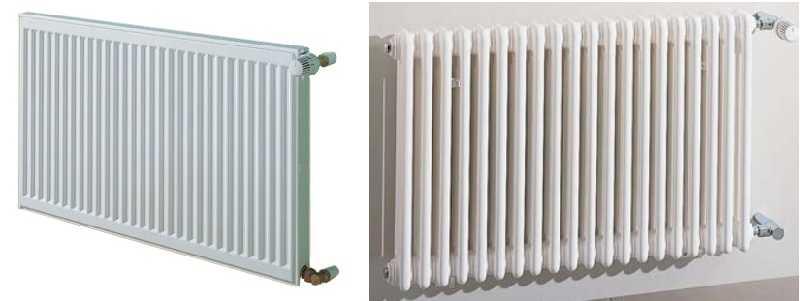 Стальные радиаторы отопления - технические характеристики + видео