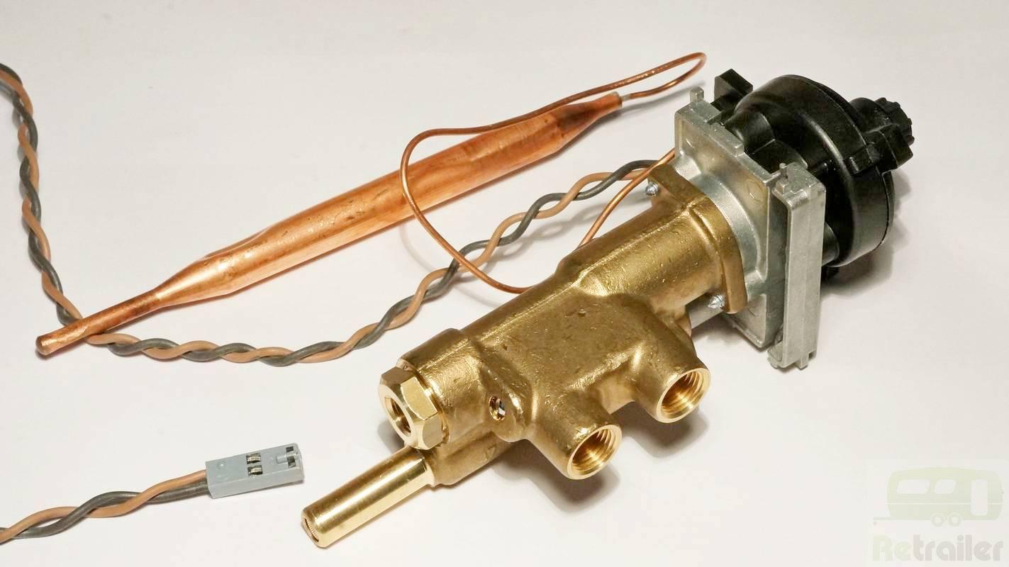 Подключение терморегулятора к котлу: схема подключения
