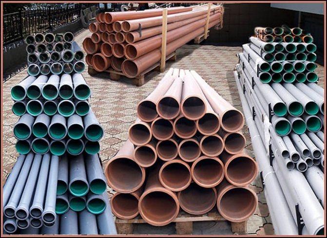 Трубы для водоснабжения - виды, плюсы и минусы, выбор