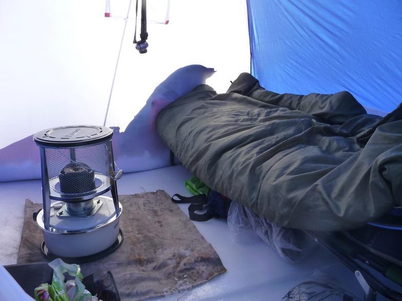 Выбор обогревателя для палатки, все про каталитические газовые обогреватели