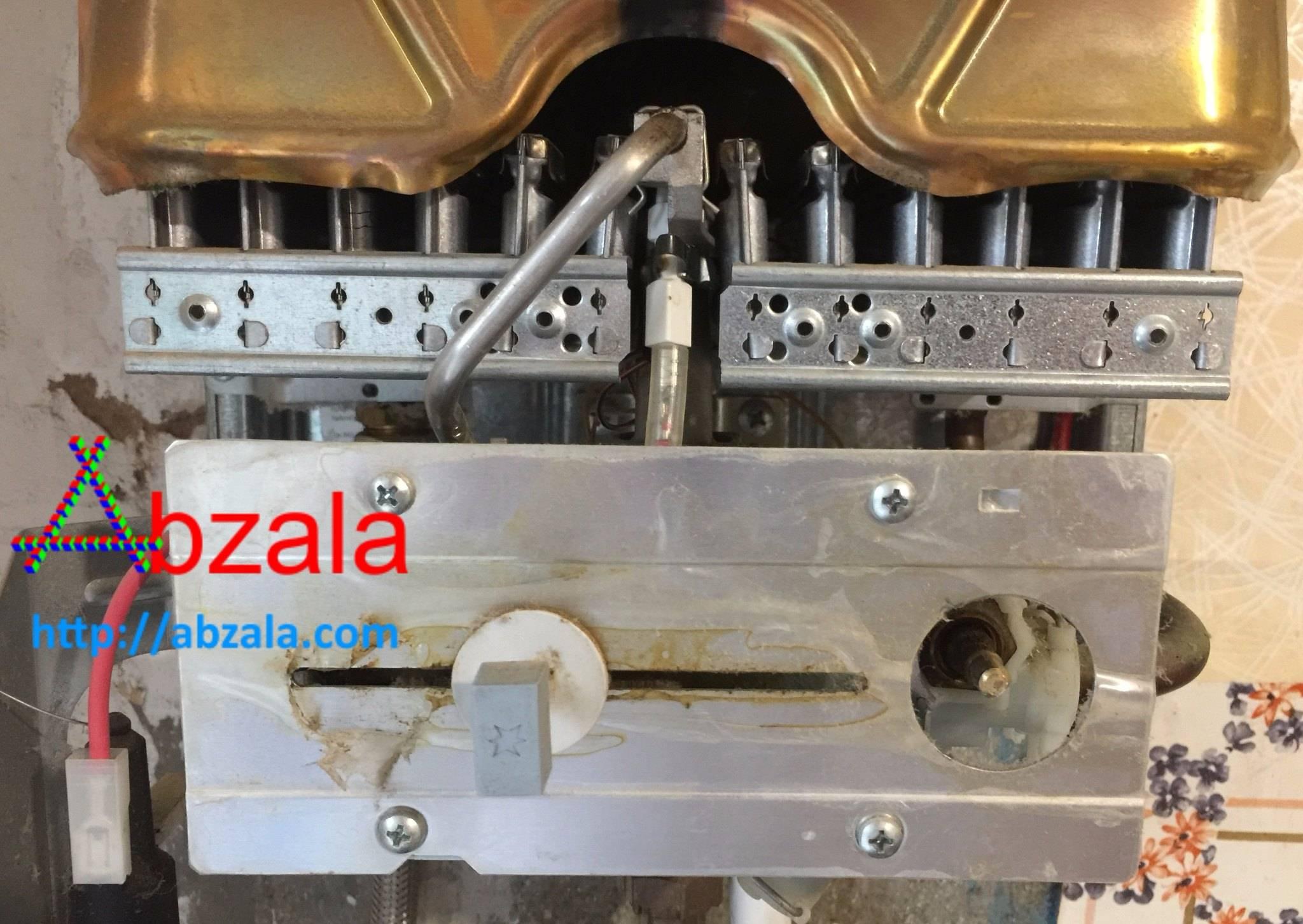 Как избавиться от накипи в газовой колонке. чистка теплообменника газовой колонки от накипи