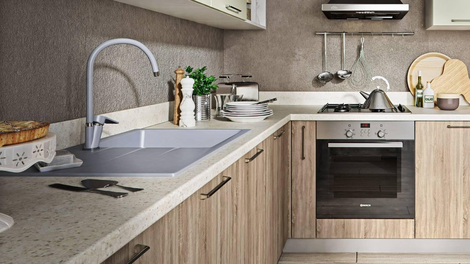 Как подобрать цвет столешницы для кухни: 60+ потрясающих фото и идей