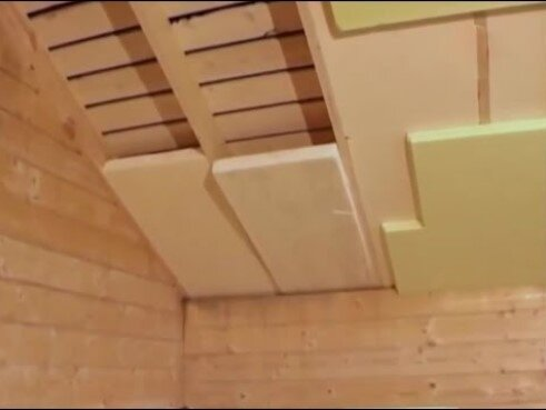 Как утеплить крышу пенопластом своими руками