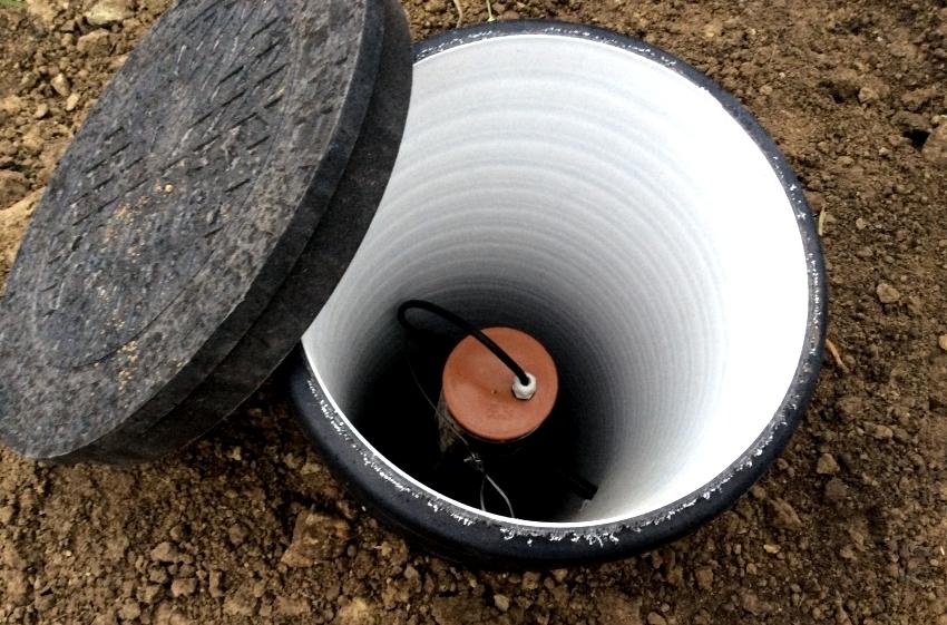 Утепление скважины для бесперебойного водоснабжения дома зимой