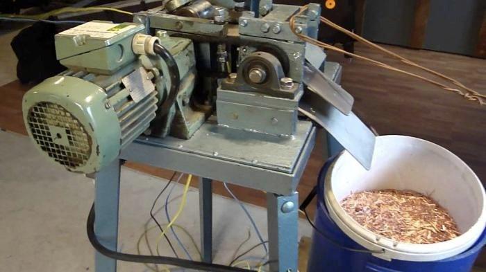 Гранулятор для производства пеллет - технология и назначение