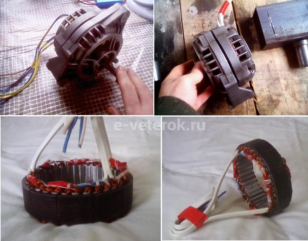 Правильный выбор генератора для ветряка