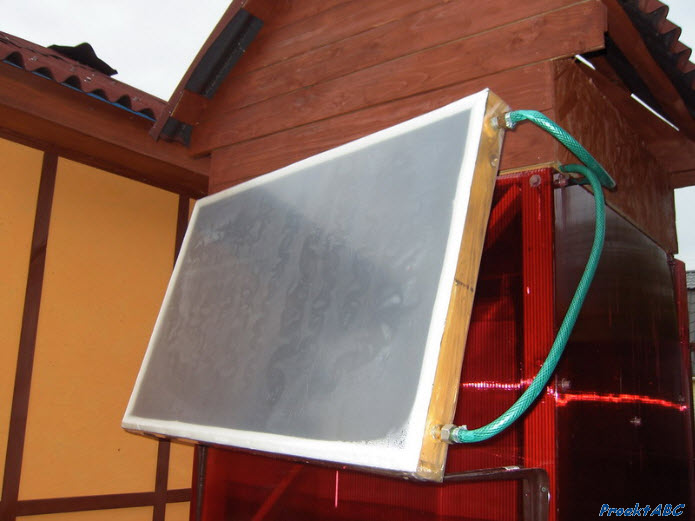 Утепленный летний душ на даче. как сделать душ зимой на даче