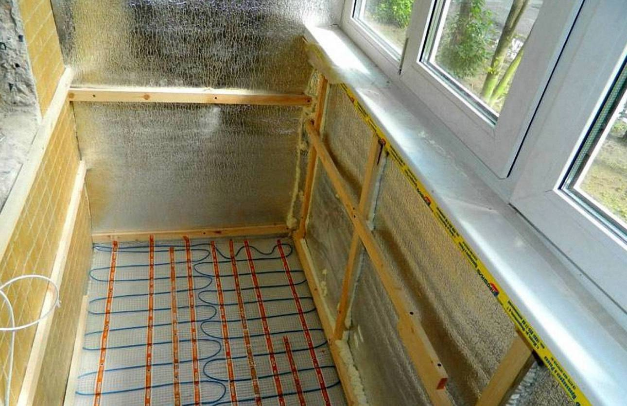 Всё о ремонте парапета балконов и лоджий