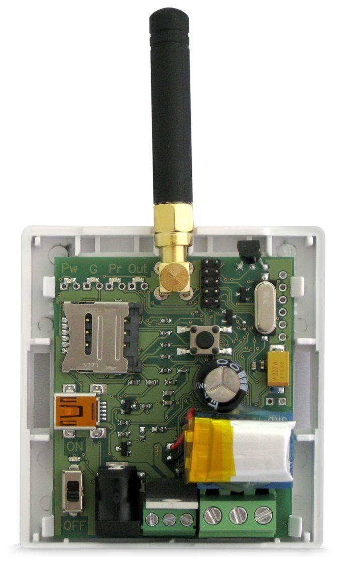 Gsm модули для умного дома