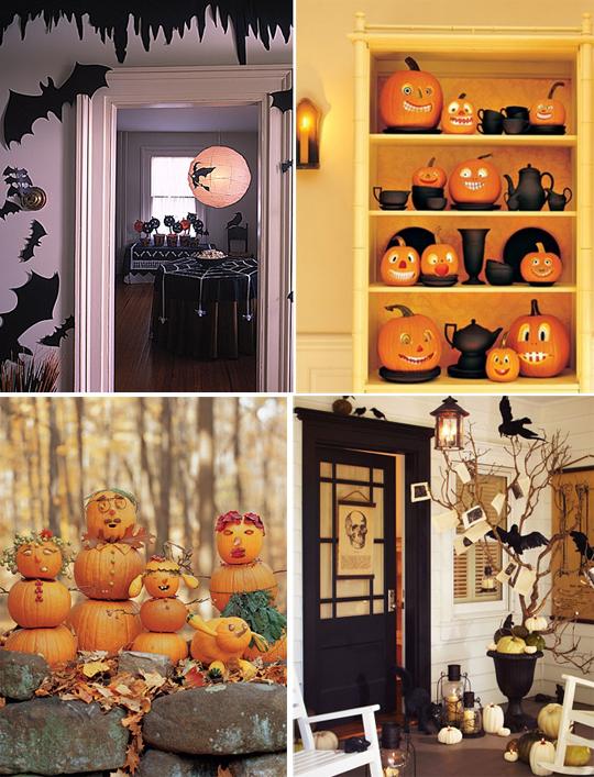 Как украсить комнату на хэллоуин 2020 своими руками