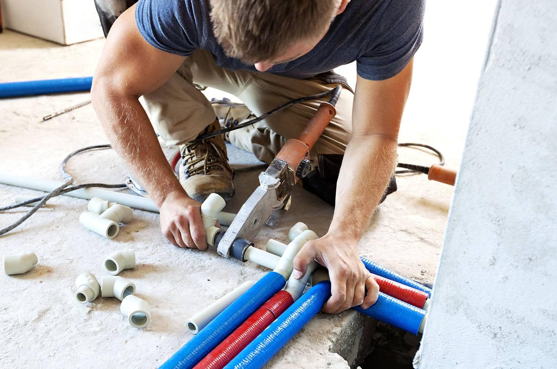 Разводка труб отопления в частном доме способы и рекомендации