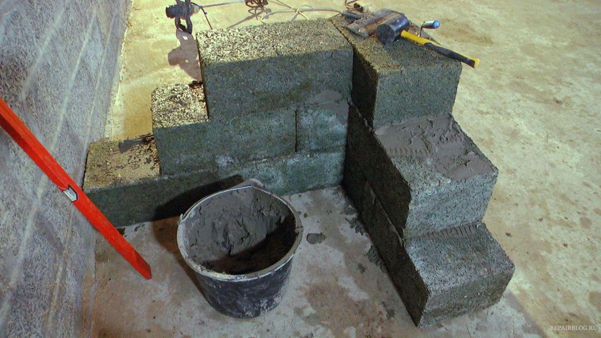 Арболит: плюсы и минусы блоков и домов из арболита