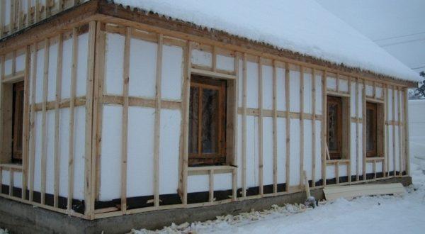 Секреты экономного утепления дачного дома пример с 115 фото