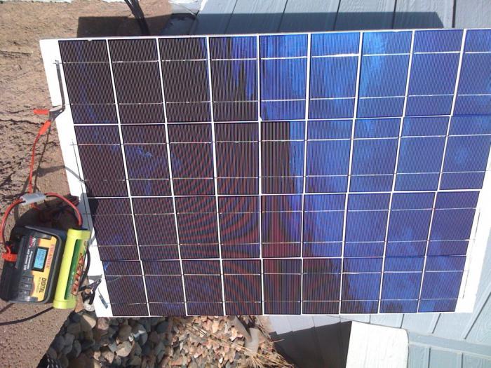 Изготовление солнечной батареи для дома своими руками
