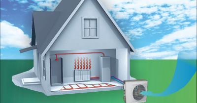 Тепловой насос для отопления дома: принцип работы, типы, преимущества и недостатки