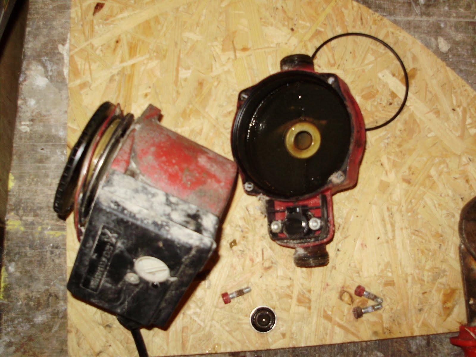 Ремонт циркуляционного насоса отопления своими руками: устройство, разборка, как разобрать, неисправности, почему не работает, как проверить