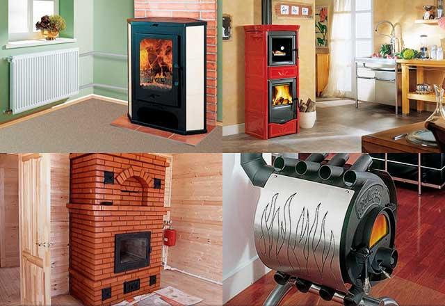 Дровяные печи для отопления частного дома: рейтинг популярных моделей + ориентиры для покупателя