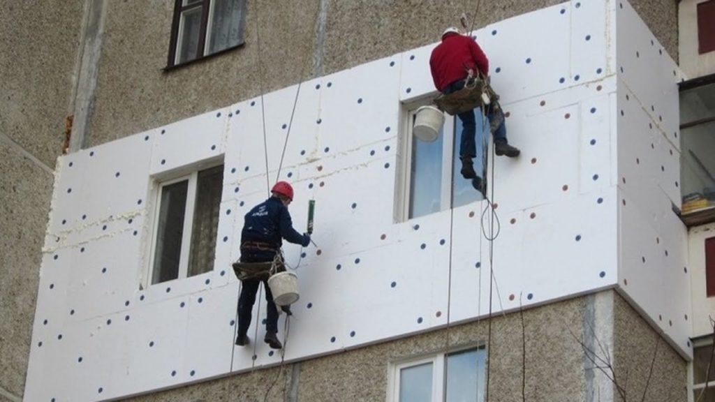 Чем лучше утеплить стены дома снаружи пенопластом или минватой