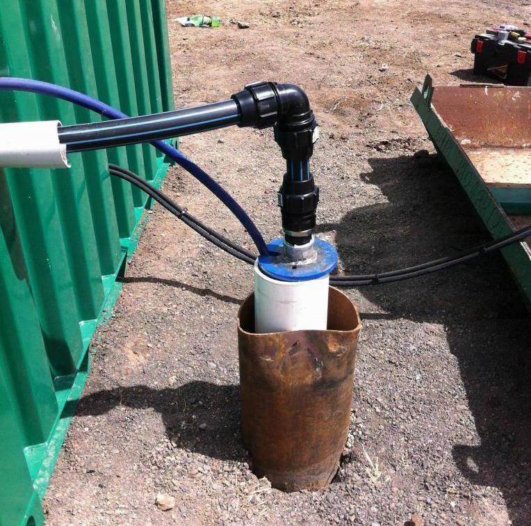 Фильтр для скважины своими руками - изготовление скважинного фильтра