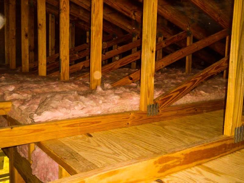 Утепление потолка в частном доме своими руками: как утеплить, чем лучше, материал для утепления изнутри и снаружи, схема утепления