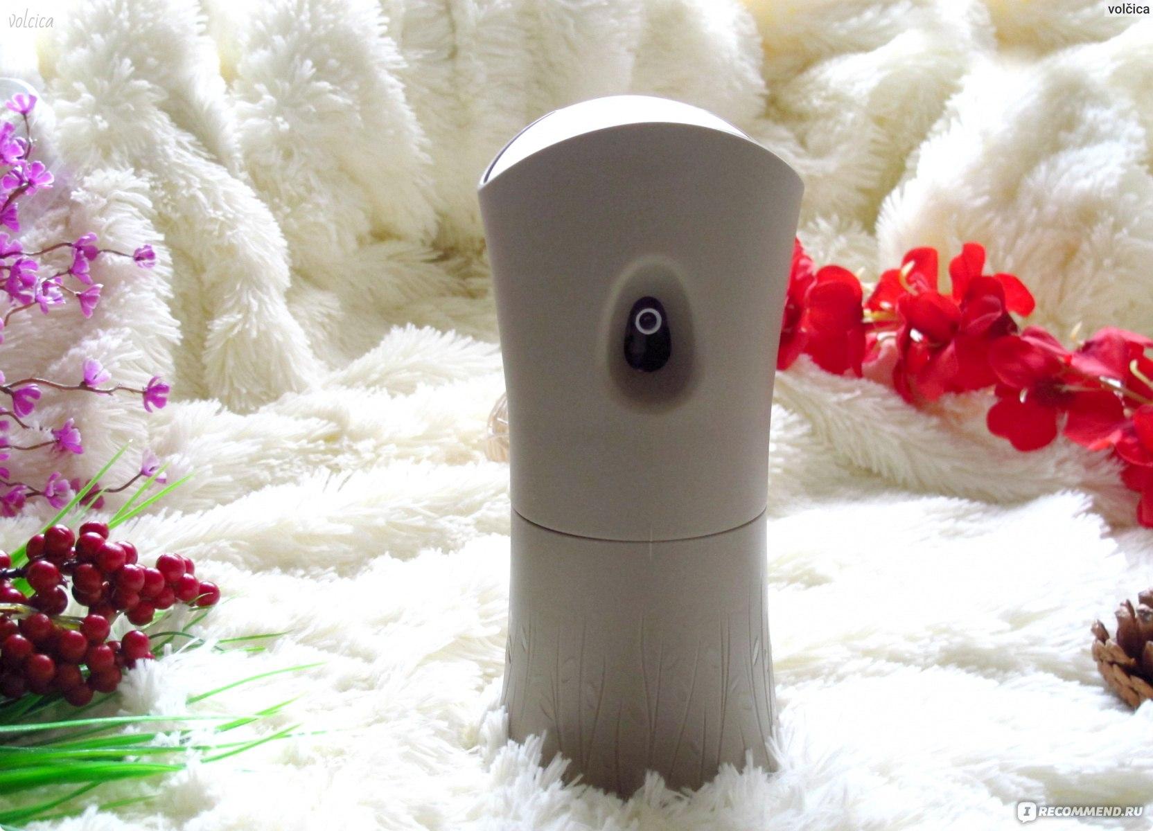 10 лучших автоматических освежителей воздуха – рейтинг 2020