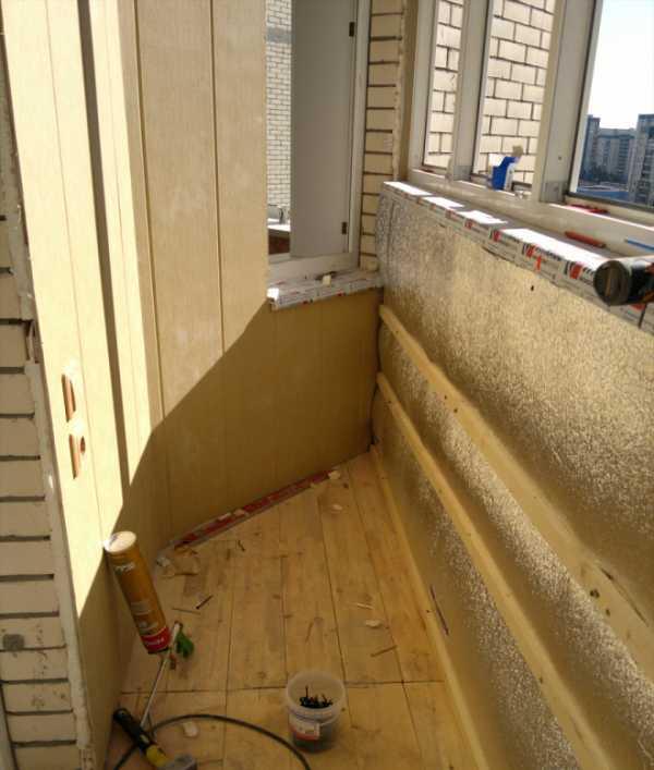 Все о парапетах балконов