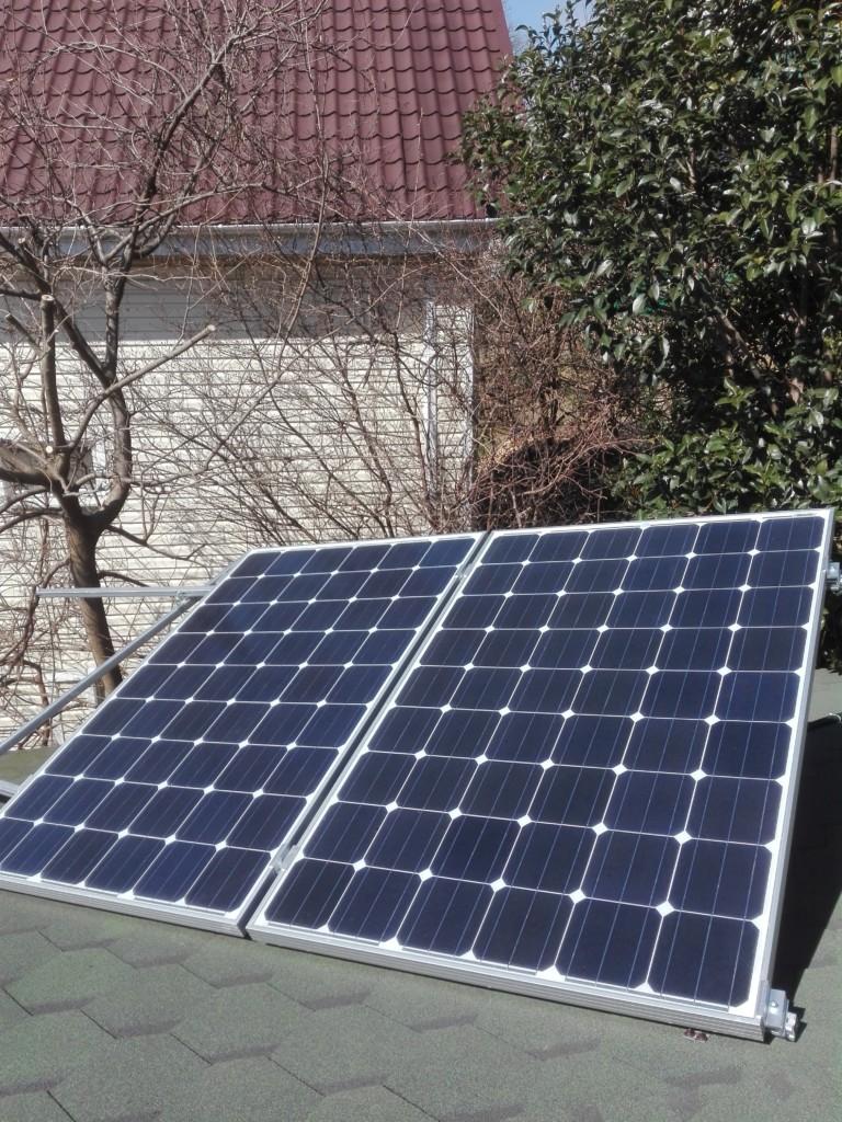 Солнечная батарея для дачи: комплект, особенности выбора