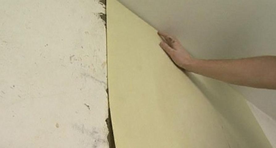 Рулонный утеплитель для стен под обои:виды,назначение,какой выбрать