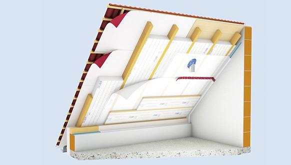 Утепление пенополистиролом: особенности теплоизоляции крыши
