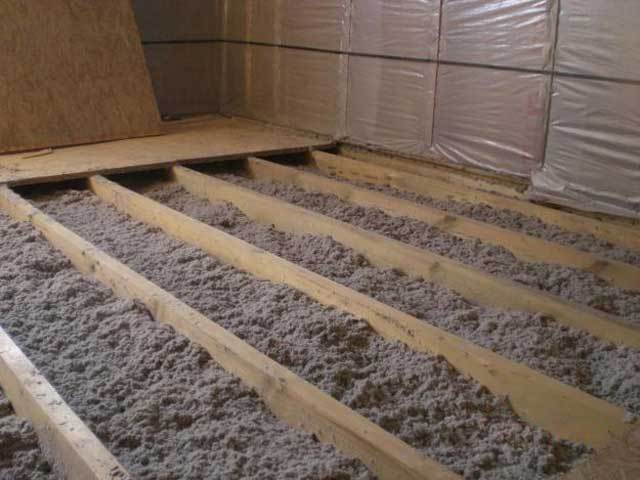 Подробно про утепление крыши керамзитом и о том, как рассчитать толщину утеплителя