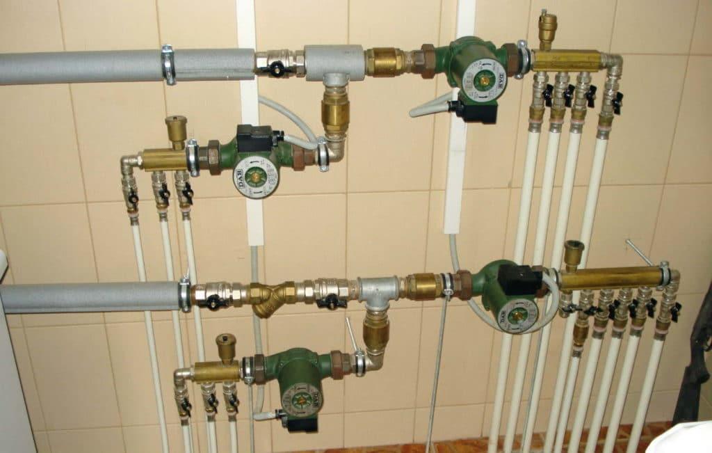 Подпитка системы отопления схемы подключения и принцип работы