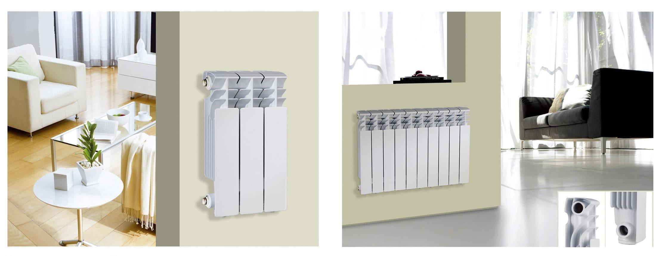 Вертикальные радиаторы отопления: особенности конструкции и монтажа, фото с вариантами дизайна