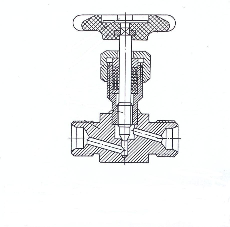 Игольчатый кран: устройство, принцип работы, характеристики, преимущества