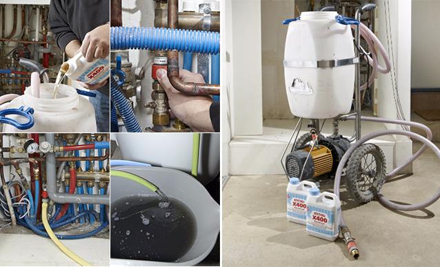 Насос для промывки теплообменников своими руками - всё об отоплении и кондиционировании