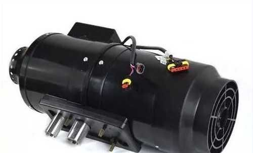 Отопитель воздушный универсальный дизельный планар 4дм-12v 3квт адверс - 4дм2-12-s, сб.2045 - авто-альянс