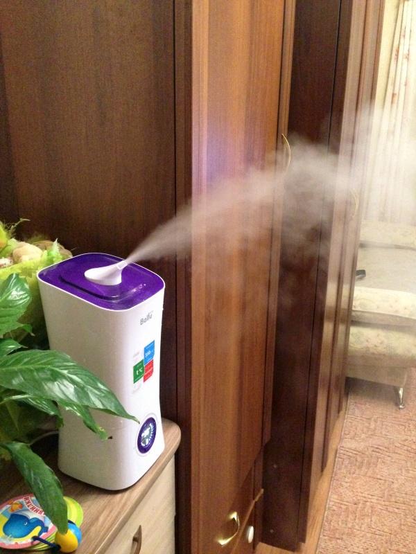 Как увлажнить воздух в домашних условиях без увлажнителя зимой: способы