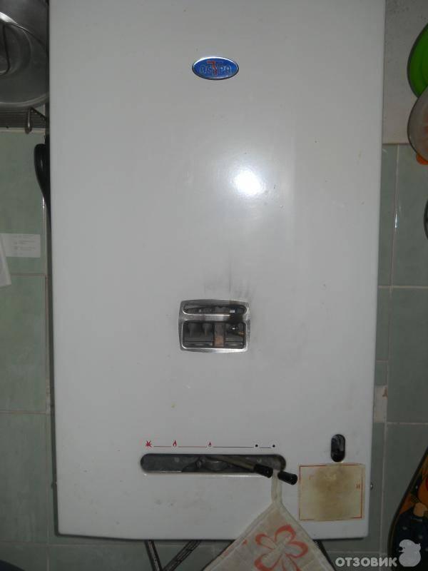 Как правильно пользоваться газовой колонкой