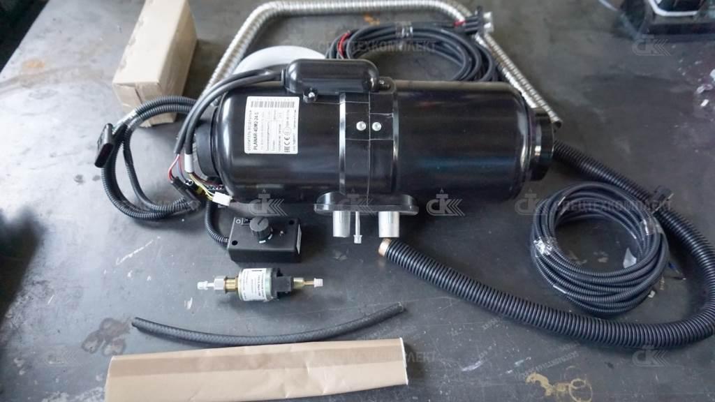 Отопитель воздушный универсальный планар 4дм-24в 3квт адверс камаз - 4дм-24, 4дм2-24 - авто-альянс