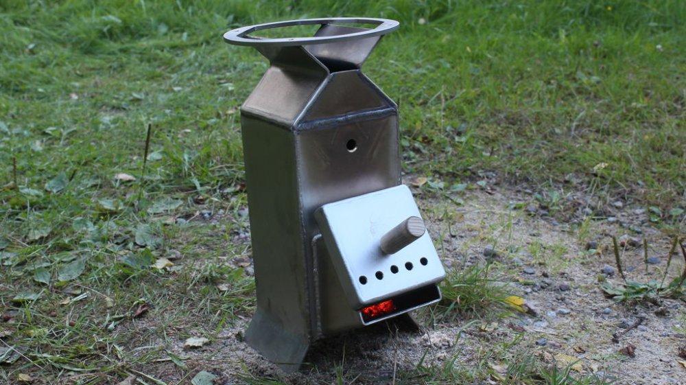 Реактивная печь для отопления (печь ракета) своими руками: схема, чертежи, пошаговая инструкция и прочее + видео