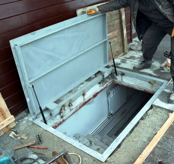 Как устранить конденсат на потолке в погребе? (22 фото)