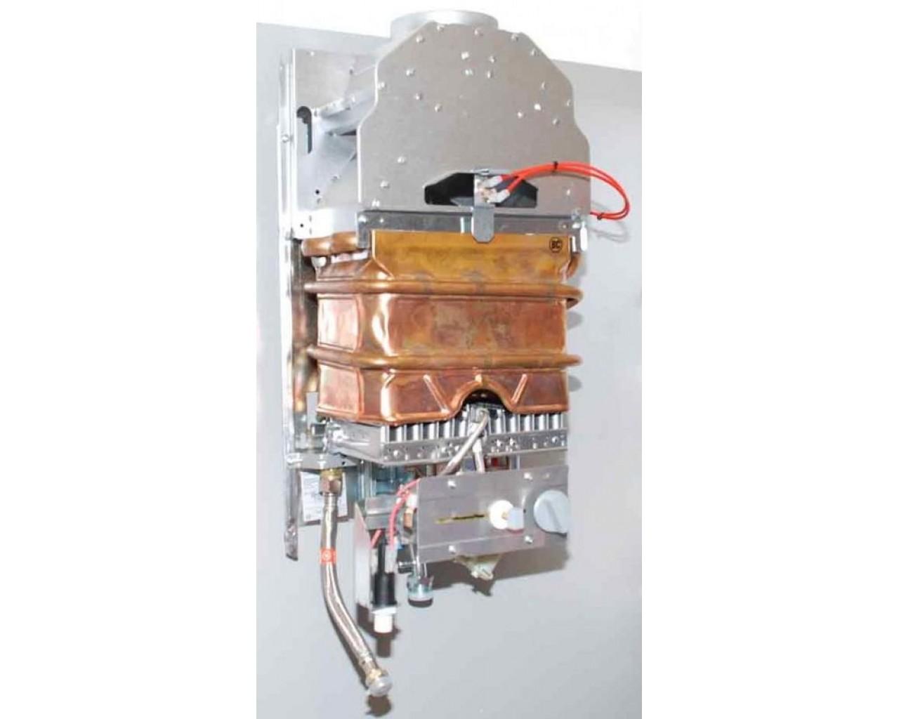 Газовые колонки bosch. проточный водонагреватель бош.