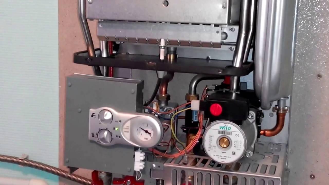 Почему коптит газовый котел – причины и методы решения