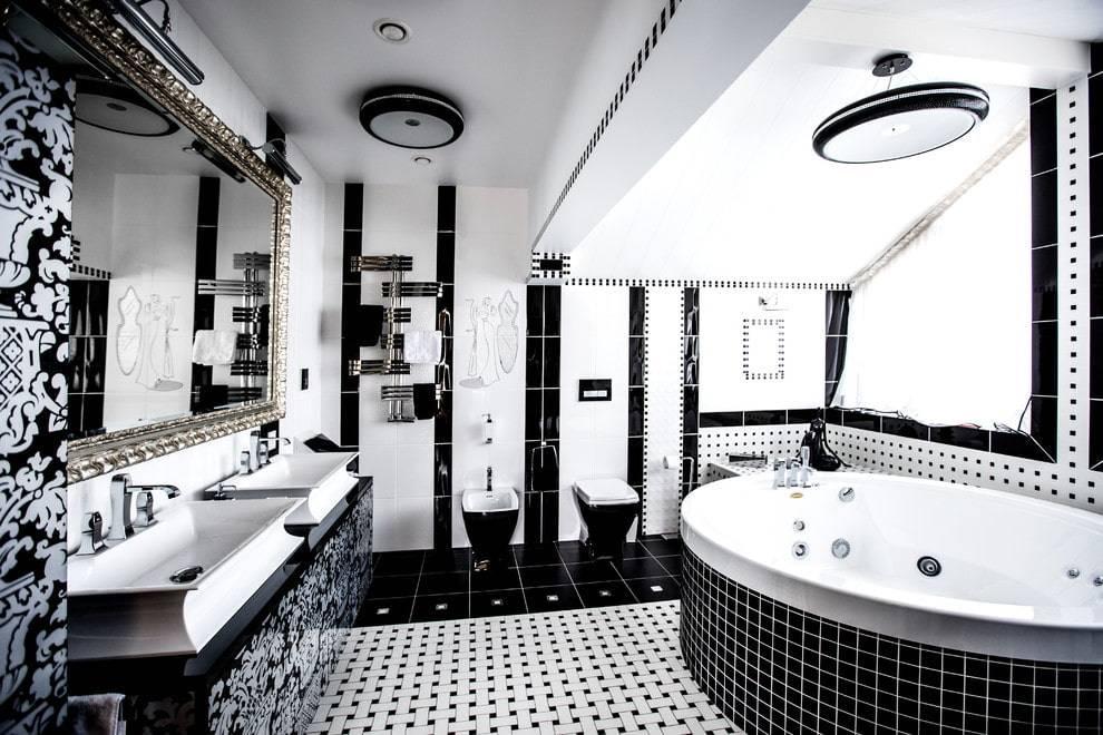 Белая ванная комната - 110 фото лучших сочетаний и стильных идей дизайна
