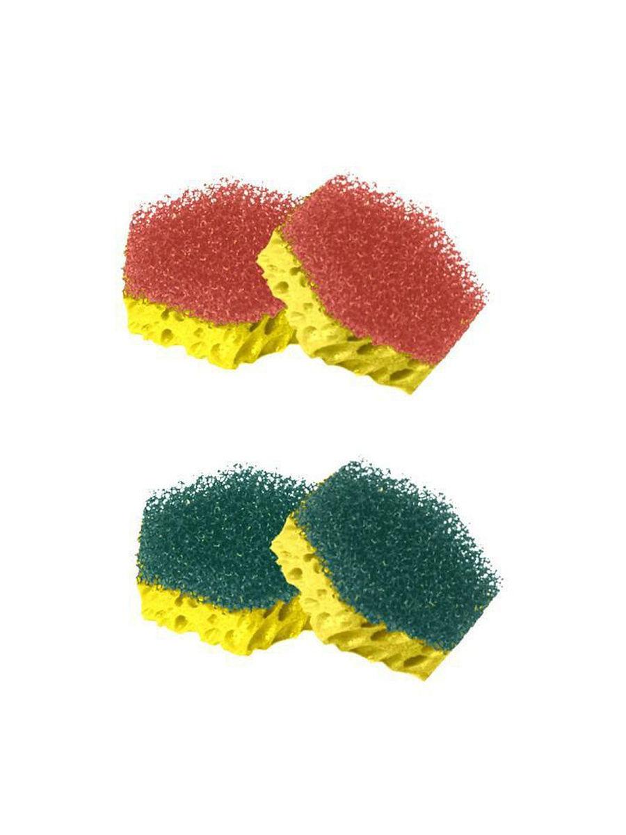Чем заменить поролоновые губки и сделать процесс мытья посуды безопасным