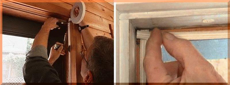 Балконная дверь: как утеплить пластиковую, деревянную и алюминиевую, виды утеплителей