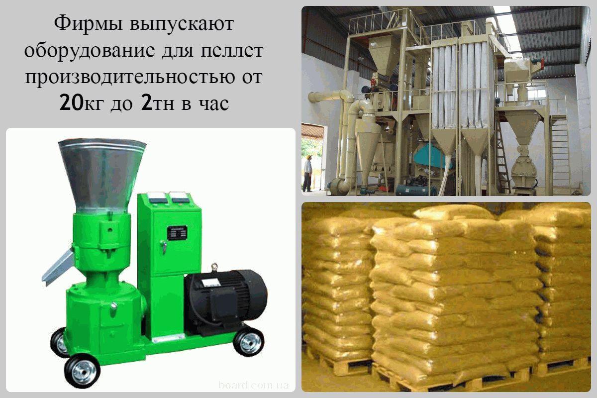 Изготовление пеллет: обзор технологии и оборудования - вентиляция, кондиционирование и отопление