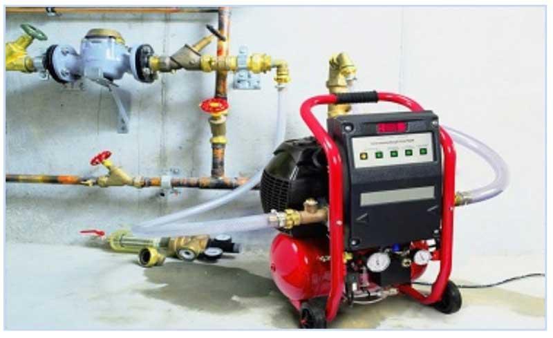 Опрессовка системы отопления: что это такое, кем и как выполняется