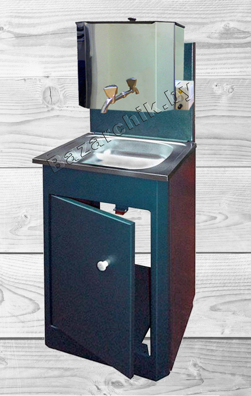 Выбираем умывальник с подогревом воды — подходящий вариант для дачи
